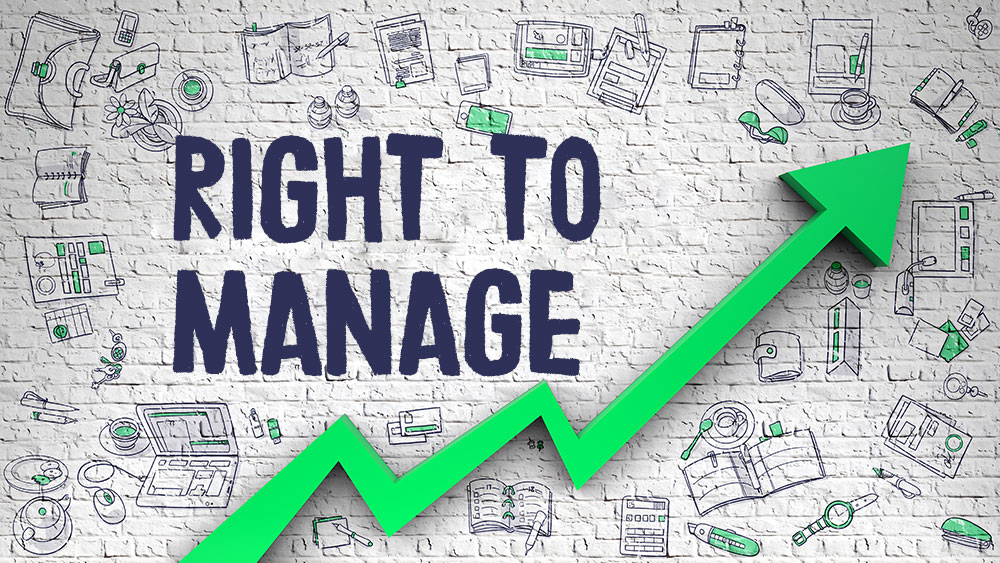 Right to Manage